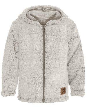 K80 - Hooded full zip sweater - toddler
